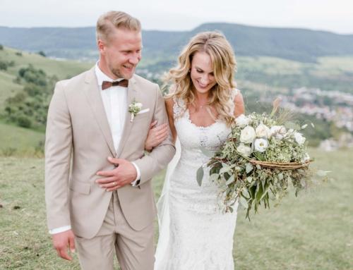 Kathi & Eugen Hochzeitsshooting in Bad Urach